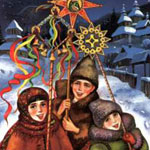 Посевалки на Старый Новый год
