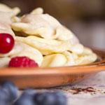Рецепт вареников с сюрпризом на Старый Новый год