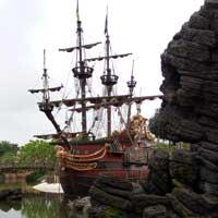Тематика корпоратива на природе № 4: Пираты на берегу